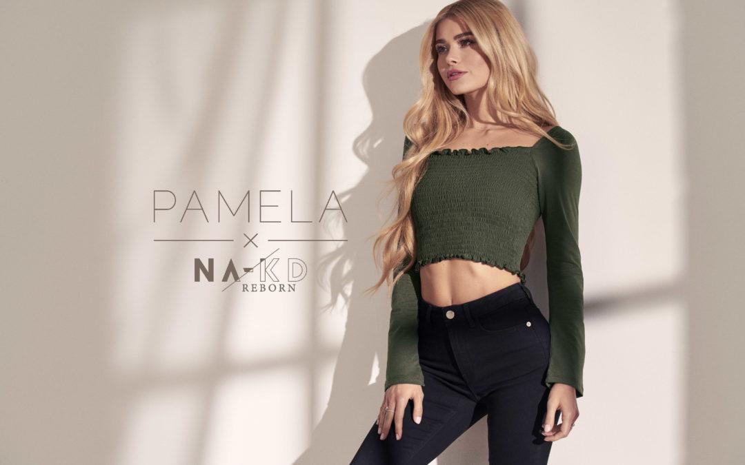 Nur für kurze Zeit bei DOWNTOWN: Pamela x NA-KD Reborn