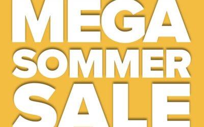 MEGA-SOMMER-SALE bei Langer und Downtown