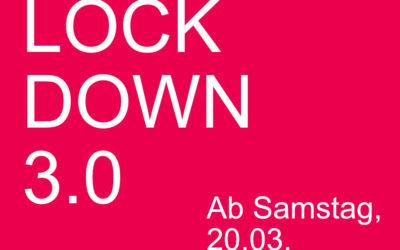 Erneuter Lockdown im Kreis Sigmaringen ab Samstag, 20.03.